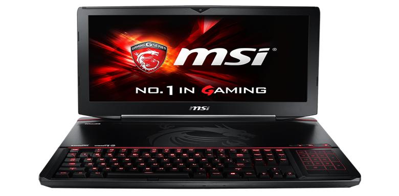 MSI GT80 Titan SLI – un laptop cum altul nu-i
