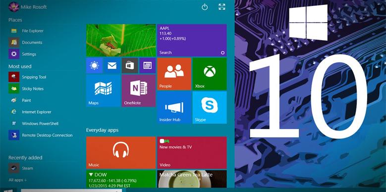 Motivele pentru care Windows 10 nu va fi lansat pana in toamna