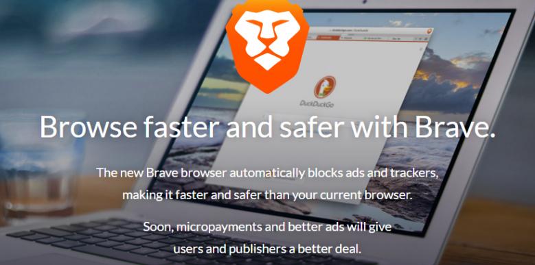 Brave – un browser curajos