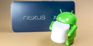 android marshmalow nexus